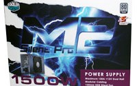 Cooler Master M2 Silent Pro 1500 Watt Power Supply Overview