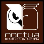 Modders Inc Raffle Winners at QuakeCon 2019 noctua logo 300 300px
