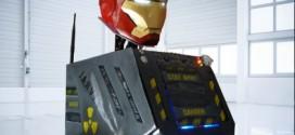 Iron Man Helment Case Mod