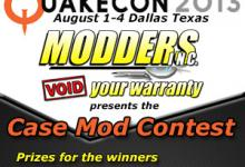 Modders-Inc Quakecon Case Mod Contest