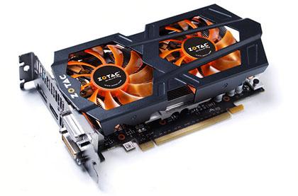 Photo of ZOTAC GeForce GTX 650 TI Boost Edition