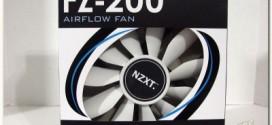 NZXT FZ-200 Airflow Fan Series 200mm fan