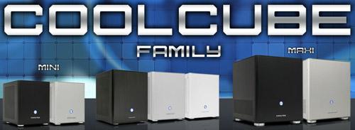Cooltek Coolcube Maxi Black Review | techPowerUp COOLTEK 1