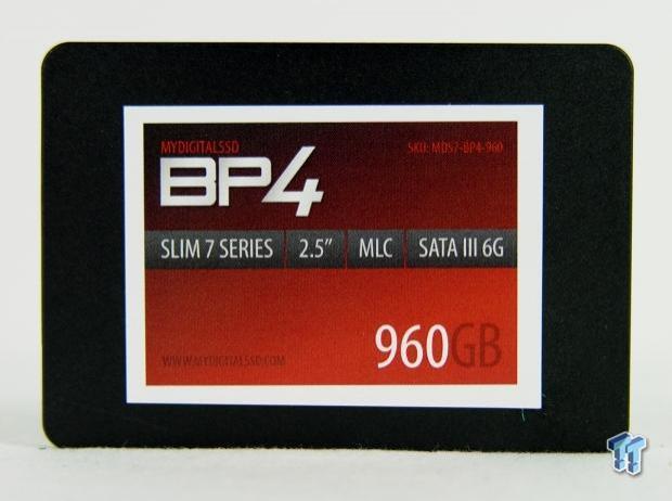 MyDigitalSSD BP4 960GB SSD Review :: TweakTown MyDigitalSSD, SSD 1