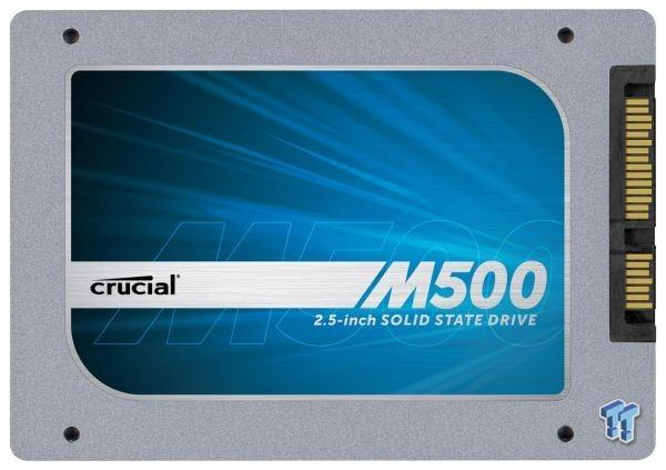 Crucial M500 120GB SSD Review :: TweakTown Crucial, SSD 1