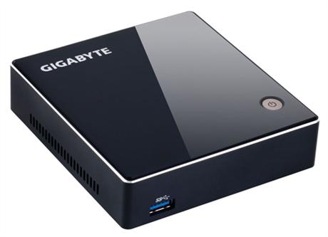 GIGABYTE - Desktop PC - Mini-PC Barebone - GB-XM11-3337 (rev. 1.0) Gigabyte, Mini-PC 1