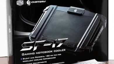 Cooler Master SF-17 Laptop Cooler