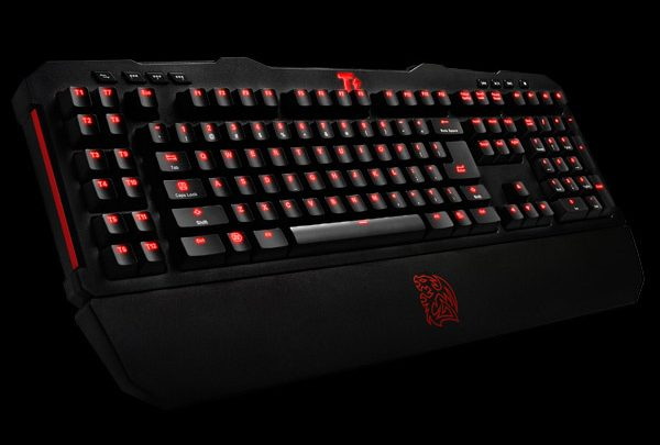 Photo of Thermaltake eSPORTS MEKA G-Unit Illuminated Mechanical Gaming Keyboard