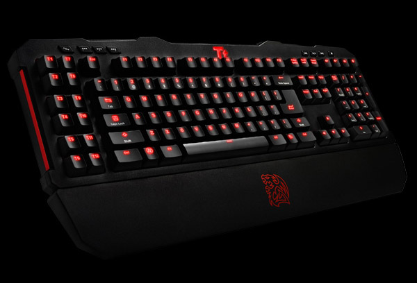 Thermaltake eSPORTS MEKA G-Unit Illuminated Mechanical Gaming Keyboard
