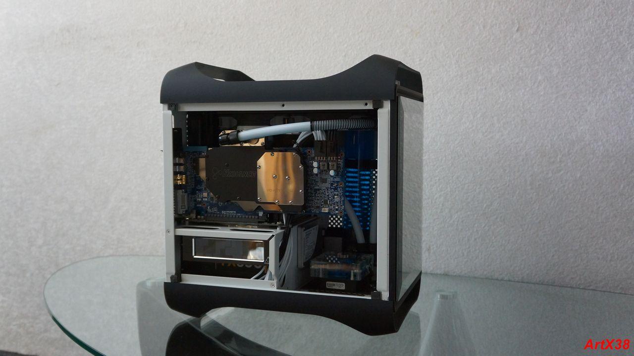"Artx38's BitFenix Prodigy ""Mirror"" Case Mod featured case mod 2"