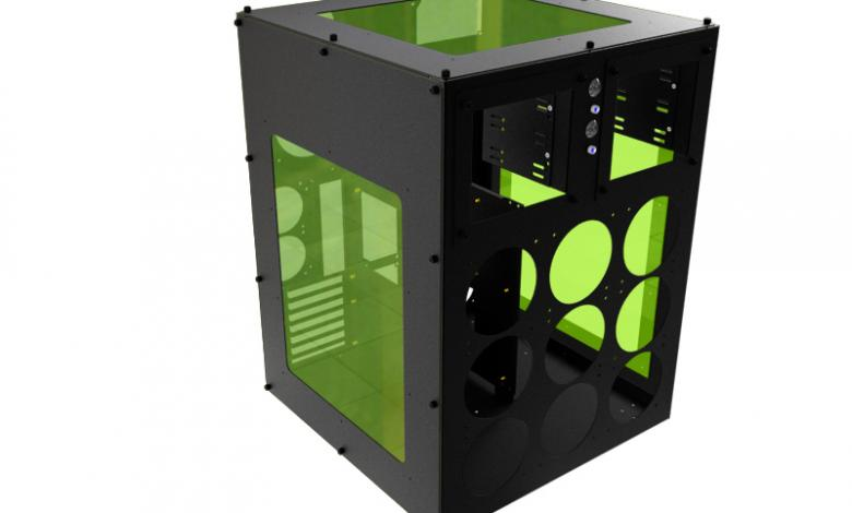 Photo of Mountain Mods Ascension CYO (Custom Computer Case)