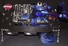 Primochill Pre Production Wet Bench Casae Mod 17