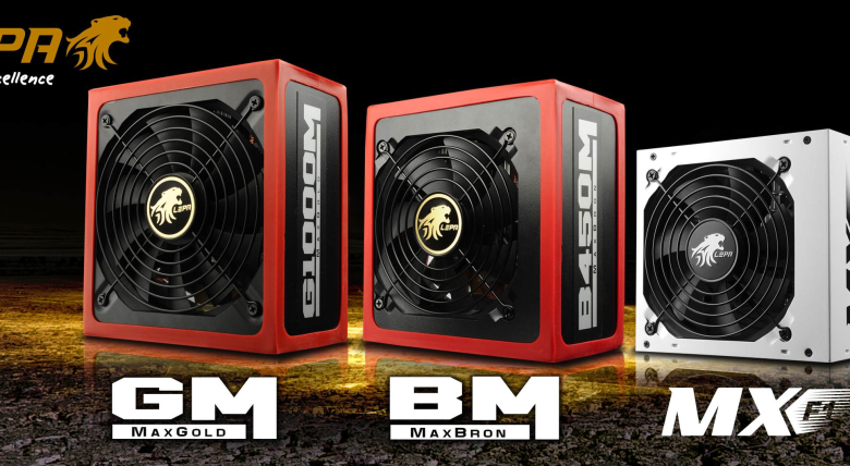 Photo of LEPA New Power Supply Launches the MaxGold, MaxBron, and MX F1