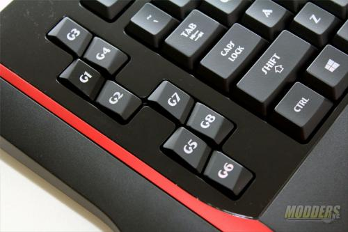 GX Gaming Manticore Macro Keys