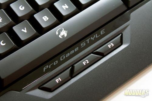 GX Gaming Manticore Profile Keys