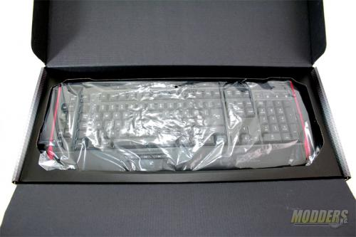 GX Gaming Manticore Keyboard Box Open