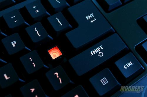 GX Gaming Manticore Backlit Keys