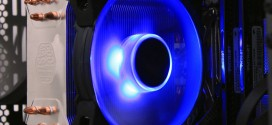 Cooler Master JetFlo 120mm Blue LED Fan