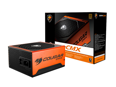 Photo of Cougar CMX V3 850W Power Supply Overview