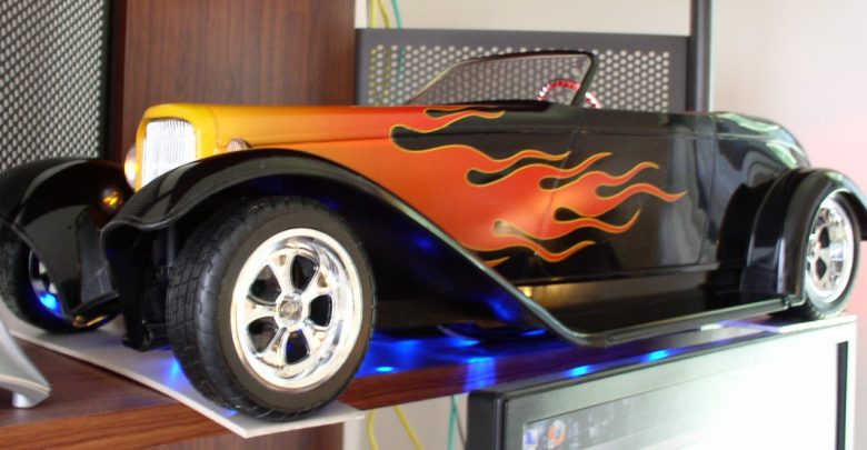Photo of Boydster 1932 Hot Rod PC Case Mod