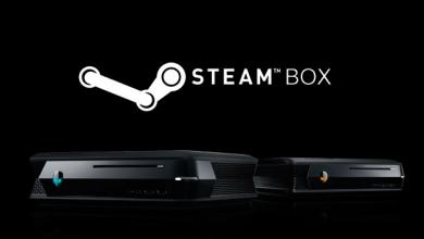 Steam Box by Valve
