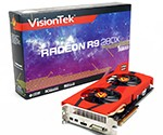 VisionTek Radeon R9 280X Video Card Review