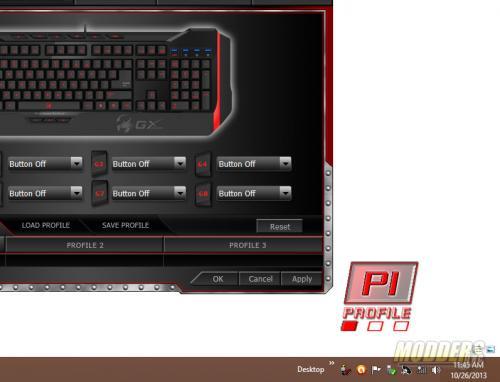 GX Gaming Manticore Software OSD