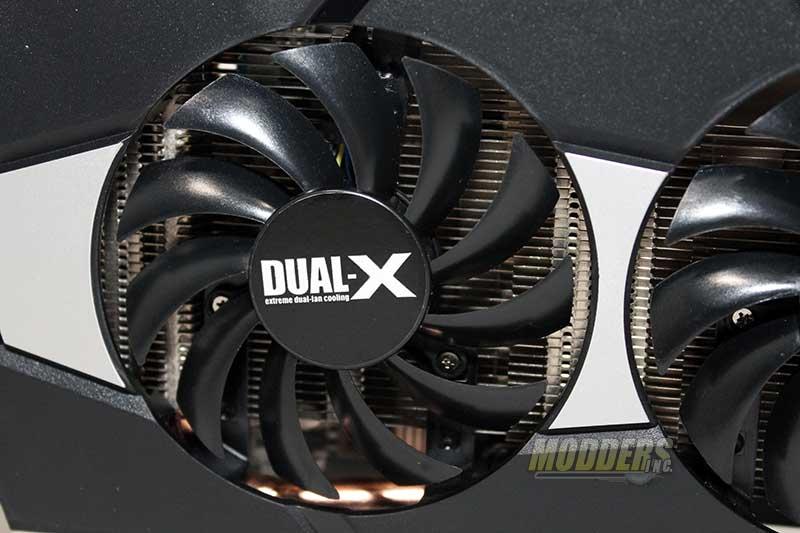 SAPPHIRE DUAL-X R9 270 2GB GDDR5 FAN