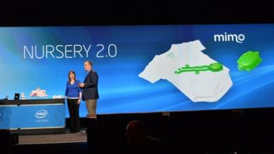 Photo of Intel CEO Unveils Wearables ~ CES 2014 Keynote Address