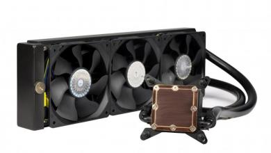 Photo of Cooler Master CES 2014 Sneak Peak – NEW Upcoming AIO Cooler Sneak Peak – Glacer 360L