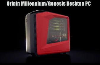 Photo of Origin Millennium/Genesis Desktop PC