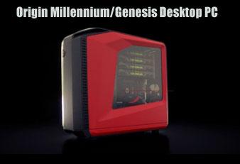 Photo of Origin Millennium/Genesis Desktop PC
