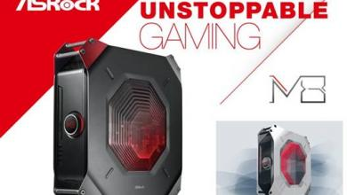 Photo of ASRock Gaming PC M8 won 2013 Chicago GOOD DESIGNTM AWARD ~ Press Release
