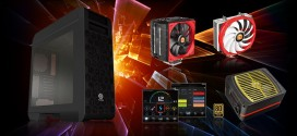 CES 2014 ~ Thermaltake, Tt eSports, LUXA2 News as it happens.