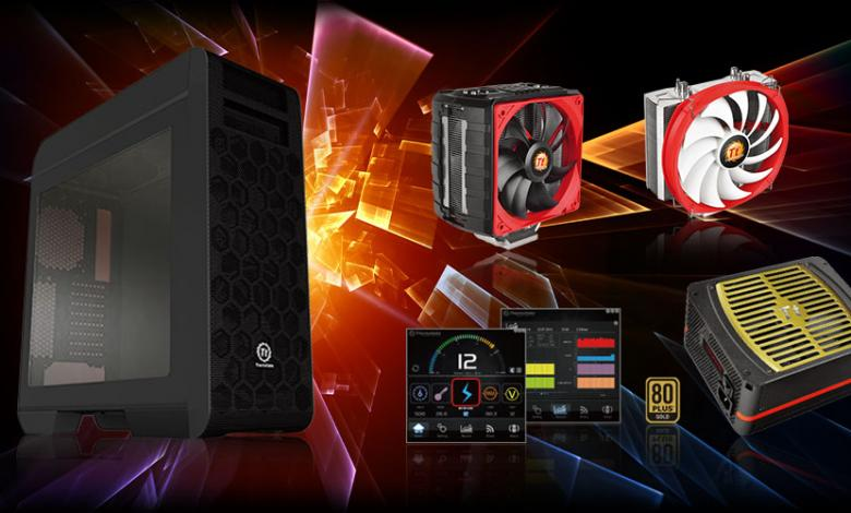 Photo of CES 2014 ~ Thermaltake, Tt eSports, LUXA2 News as it happens.