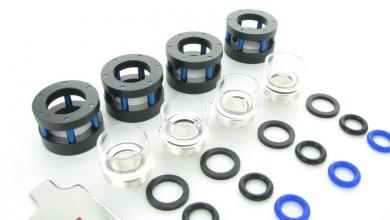Photo of MONSOON Premium Water Cooling Components ~ New HARDLINE Line up; Tubing, fittings, connectors and toolkits.