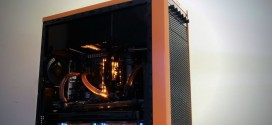 Orange Dragon: Fractal Design Core 1000 Case Mod