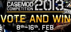 Vote and Win in the CM Case Mod 2013 Showdown