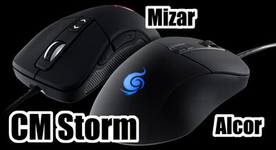 Photo of Two New CM Storm Mice Announced (with Giveaway)