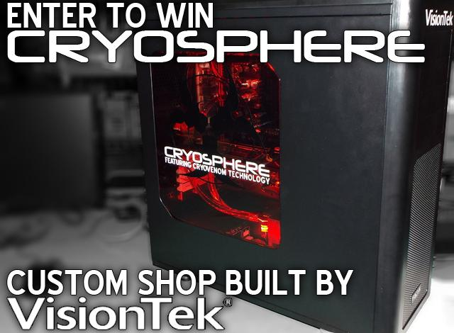 Photo of VisionTek is Giving Away a $3000.00 Gaming Rig