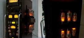 Iron Felix: Retro-futuristic Dieselpunk Casemod