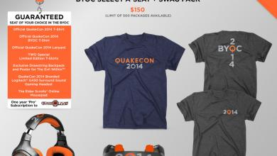 Photo of 2014 QuakeCon BYOC Registration Information