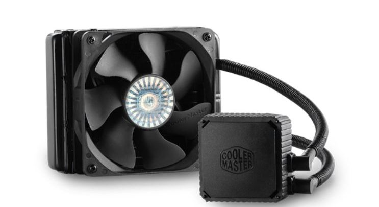 Photo of Cooler Master Seidon 120v All In One CPU Cooler