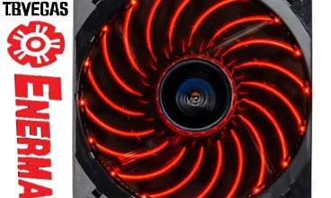 Photo of Enermax T.B.VEGAS SINGLE 120 mm Fan