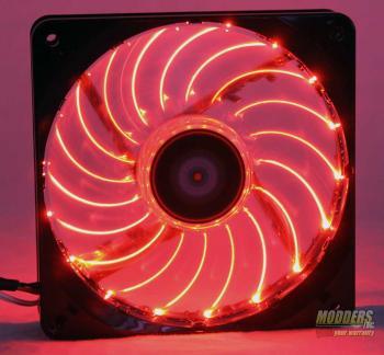 Enermax T.B.VEGAS SINGLE 120 mm Fan