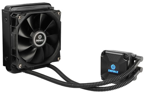 Photo of Enermax LIQMAX 120S All-In-One CPU Cooler