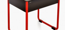Lian Li is set to display their DK01 Desk Chassis at CeBIT 2014