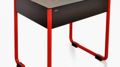 Lian Li to Showcase DK01 Desk