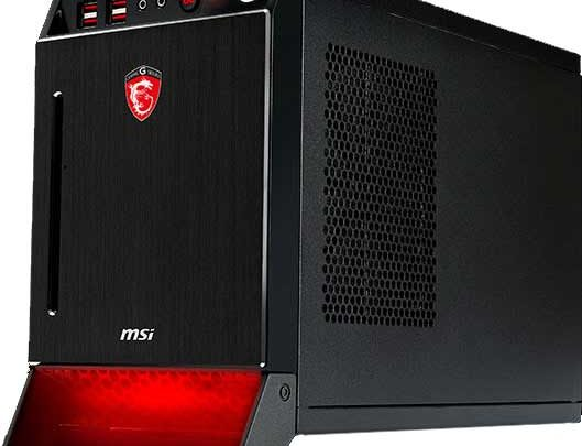 Photo of MSI Nightblade Barebone System Review