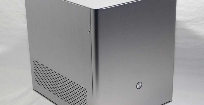 Photo of Rosewill Legacy V4 Aluminum Cube Computer Case